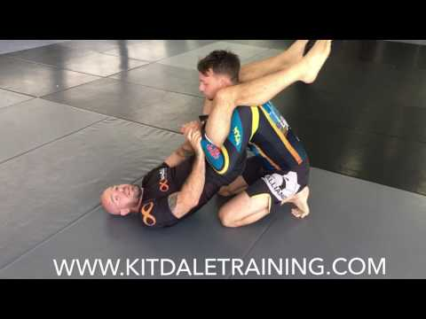 Guard retention for beginners!