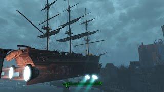 Fallout 4 Прохождение На Русском 17 Последний рейс Конститьюшн