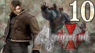 Resident Evil 4 HD Walkthrough Part 10 (Normal) Chapter 3-4