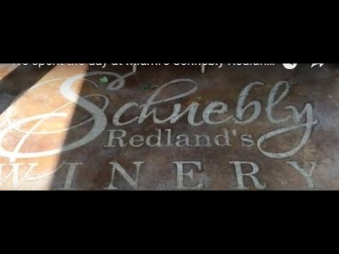 We Spent The Day At Miami's Schnebly Redland's Winery And Miami Brewing Company Vlog