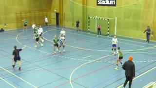 Norden Cup 2016 F03 EA  Kungälvs HK - Huddinge HK 1 Del 1