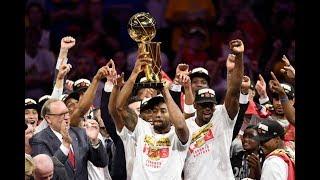 Toronto Raptors vs Golden State Warriors_Game 6_2019 NBA PLAYOFF FINALS