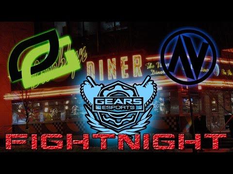 GEARS OF WAR 4 | Optic Gaming VS Team EnVyUs - Escalation Gameplay Diner - MLG 2K Fightnights Final