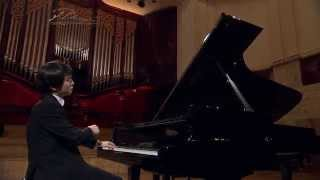 Seong-Jin Cho – Prelude in C major Op. 28 No. 1 (third stage)