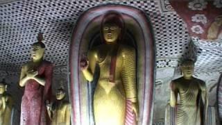 2009 Sri-Lanka Golden Temple of Dambulla