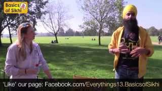 """I'm gonna go Gurdwara!"" #1 Sikhs @ Speakers Corner Hyde Park London"