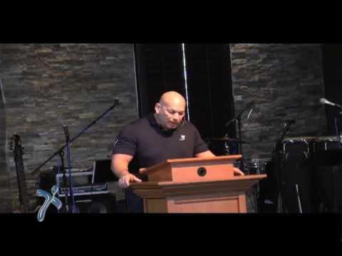 Jeremiah 7 John Mendoza @ Living Water Christian Fellowship in San Juan Capistrano Ca.