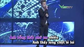 Ngỡ - Quang Hà ft Khắc Việt KARAOKE