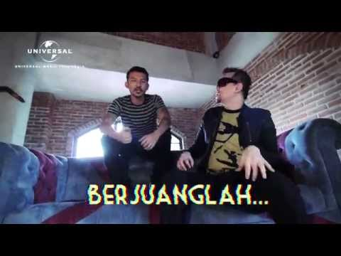 INDAH PADA WAKTUNYA - THE FLY Featuring Rio Dewanto (official video lyric)