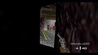 GoldenEye 007 N64 - Error - 00 Agent (Custom level)