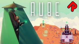 AUBE gamplay: Hyper Light Drifter with Fencing Combat! (Student project game) | Alpha Soup