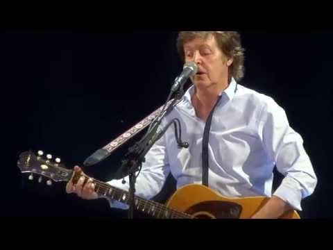 Paul McCartney -  Yesterday -  Verona 2013 - multicam HD