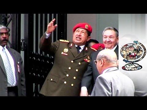 How A Venezuelan Energy Crisis Nearly Broke Chavez