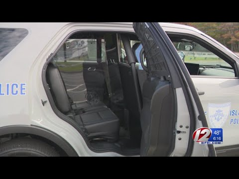 A year after deadly highway shooting, RISP cruisers getting partitions