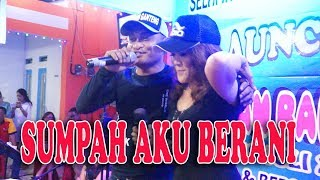 SUMPAH AKU BERANI ( KARAOKE ) New Single 2017 - Alex Gamalama feat Rosalina Musa/ Kak Ros