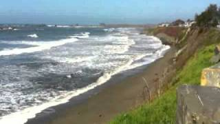 Tsunami Crescent City California