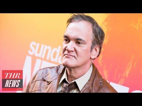 Quentin Tarantino Says Weinstein Co. Owes Him Millions in Royalties | THR News