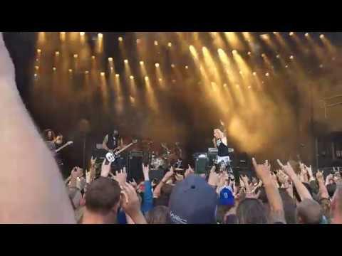 Dee Snider - Highway to Hell (AC/DC cover - live at Liseberg, Gothenburg, Sweden)