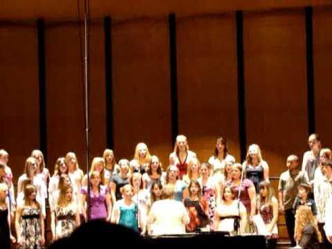 NBWMS 7th & 8th Grade Chrouses - American Folk Rhapsody