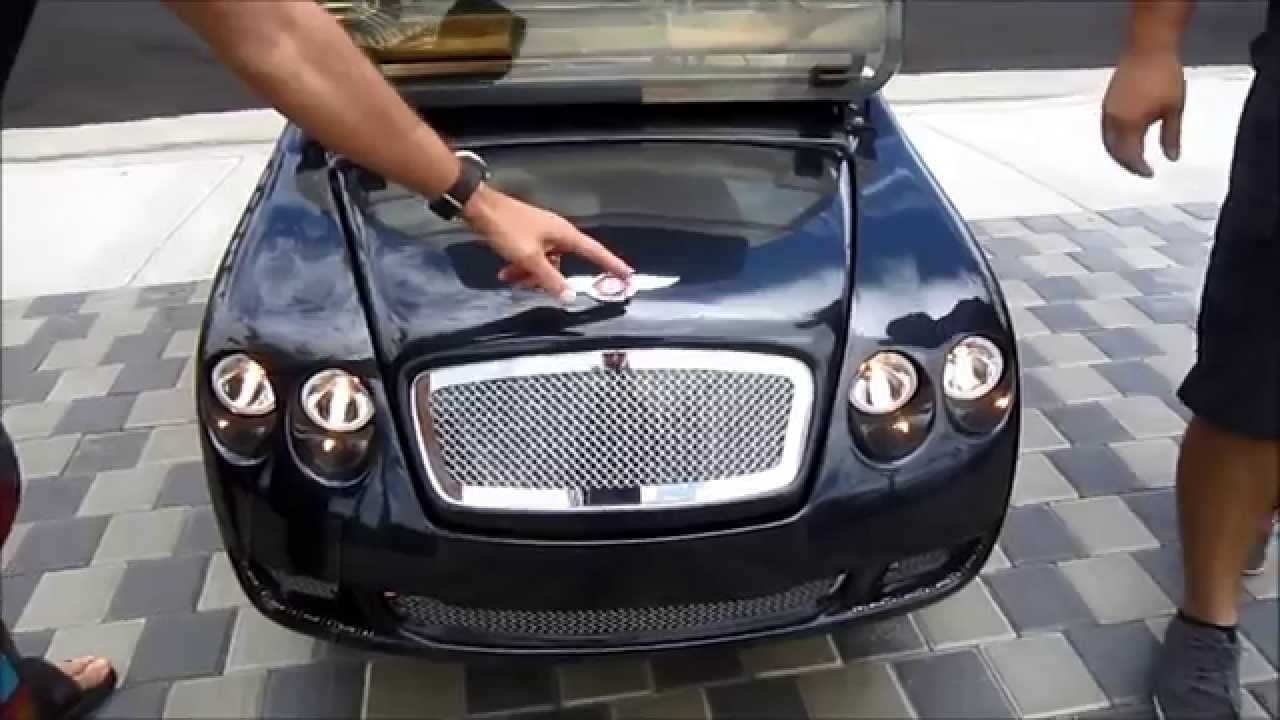 cart youtube edition first watch garia for car premiere style sale bentley reveal golf mercedes