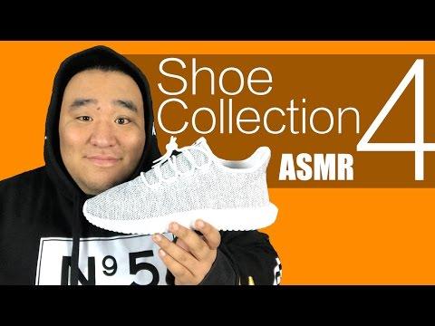 [ASMR] Shoe Collection 4   MattyTingles