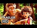 THE SON OF BIGFOOT Official NEW 2017 Animation Movie HD