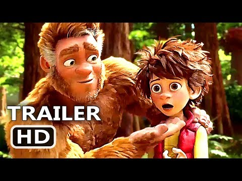 Thumbnail: THE SON OF BIGFOOT Official NEW Trailer (2017) Animation Movie HD