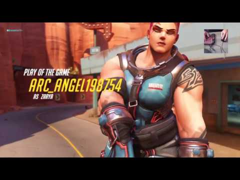 Overwatch Gameplay : Hori Tactical Assault Commander 4 (mouse and keyboard PS4)