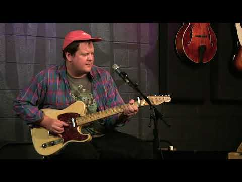 Jake Xerxes Fussell - The River St. John - Live at McCabe's