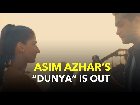 Asim Azhar - Duniya | Cornetto Pop Rock | ft. UpsideDown | Pakistani New Releases 2018 Mp3