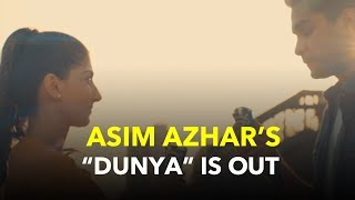 Asim Azhar - Duniya | Cornetto Pop Rock | ft. UpsideDown | Pakistani New Releases 2018