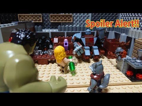 LEGO Avengers Endgame #5
