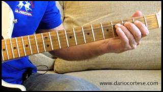 Vince Gill - Liza Jane (Country Guitar Lesson)