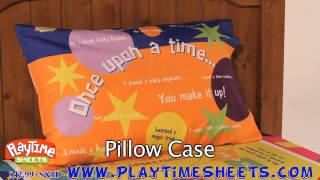 Childrens Bedding - Playtime Sheets Commercial 2014