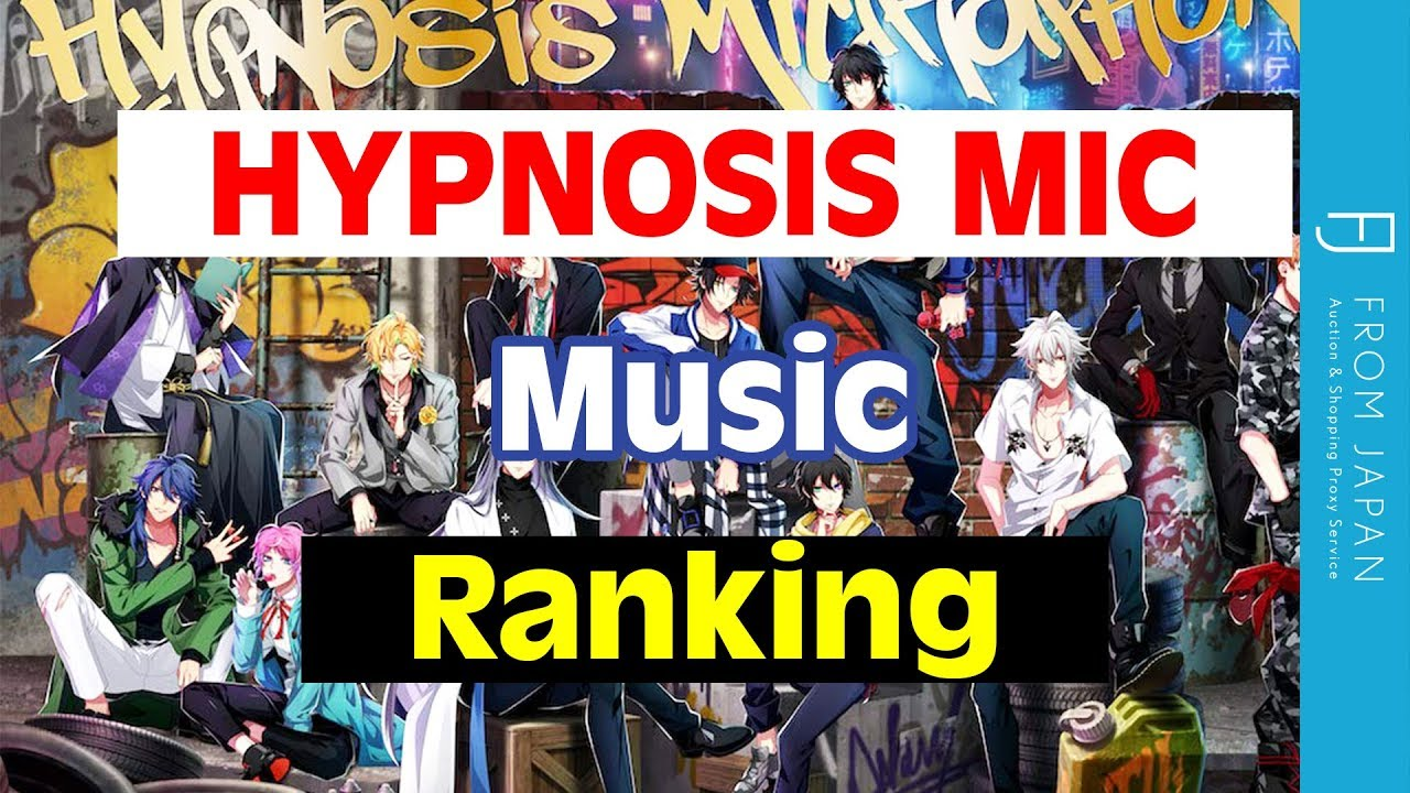 Hypnosis Mic Music Ranking: Top 10 Fan Favorites | FROM JAPAN