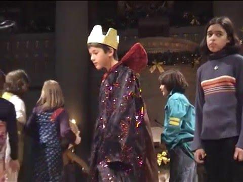 Zäller Wiehnacht:  Gospel-Adaptation von Albrecht Hügli