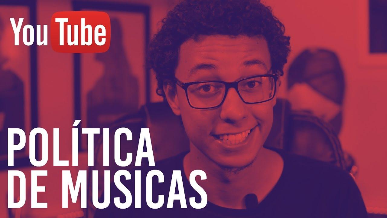 Como Saber Se Uma Música é Protegida Política De Músicas Do Youtube Youtube