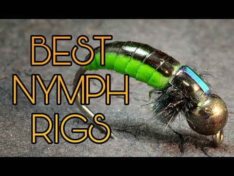 Best fly fishing nymph rigs setups to catch more trout for Trout fishing setup