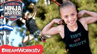 AMERICAN NINJA WARRIOR JUNIOR |