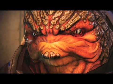 Mass Effect Trilogy: Best of Grunt and Funny Moments