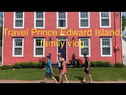 We Visit Canada's Stunning East Coast!