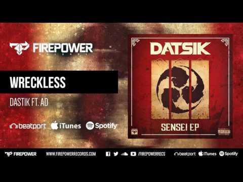 Datsik -  Wreckless (feat. AD) [Firepower Records - Hip Hop - Rap]