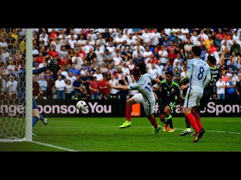 England 2-1 Wales | All Goals & Highlights - EURO-2016 [HQ]