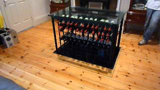 Worlds Best Wine Rack- Elevating