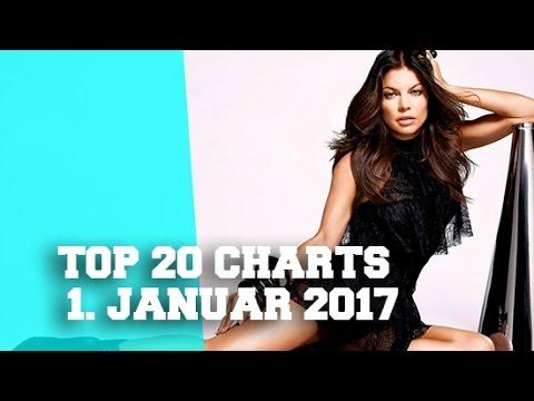 TOP 20 SINGLE CHARTS - 1. JANUAR 2017