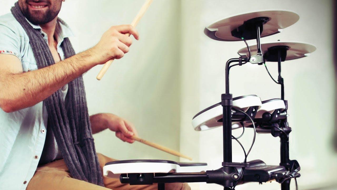 V-Drums TD-4KP Portable Electronic Drum Set