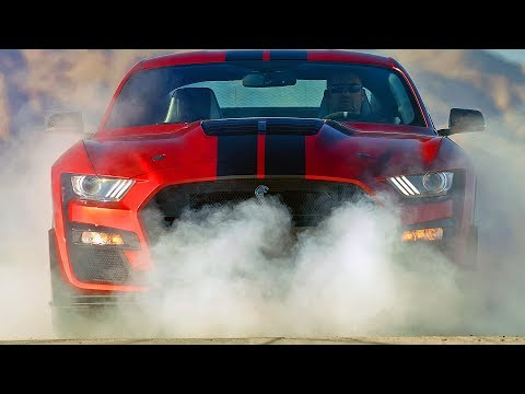 2020 MUSTANG SHELBY GT500 – 700HP – Most Powerful Street-Legal Ford
