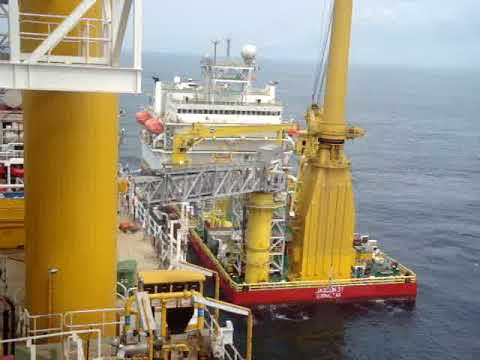 Life in Angola Offshore