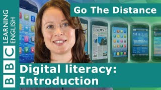 Digital Literacy – What is digital literacy?