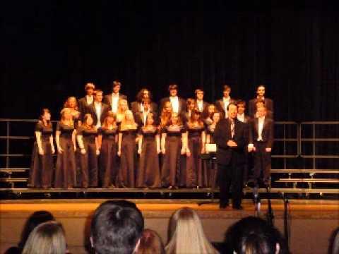 Ave Maria-Darien High School Tudor Singers 2009.wmv